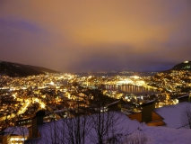 Bergen-at-night